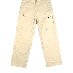 Men's SIMMS COR 3 Convertible Pants Size Sm 34x28